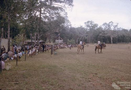 Races at Bamaga, 1968