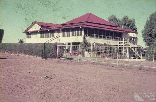 Colston Homestead, Winton, 1972