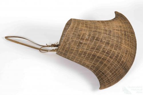Rainforest basket, 1914-16