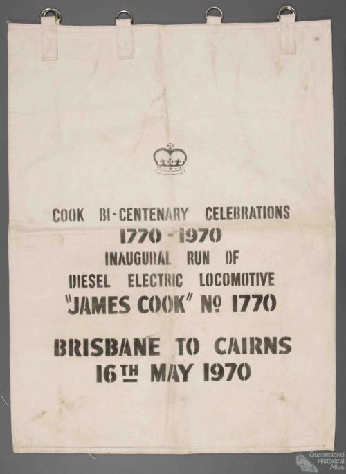 Bicentennial mail bag, 1970