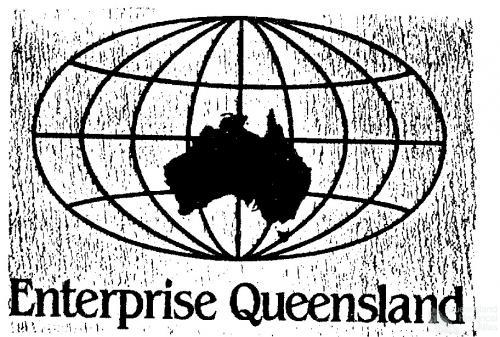 Enterprise Queensland logo, 1982