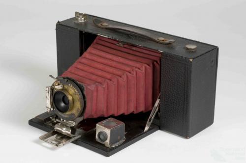 Brownie Model A folding camera