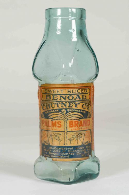 Bengal Chutney bottle