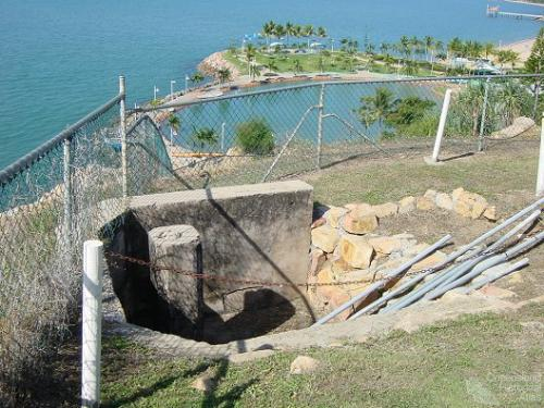 View from Fort Kissing Point, Townsville, 2003