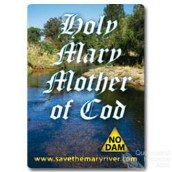 Save the Mary River campaign