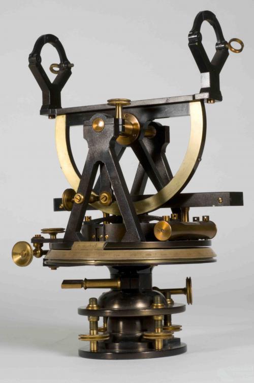 Gregory's theodolite, c1870