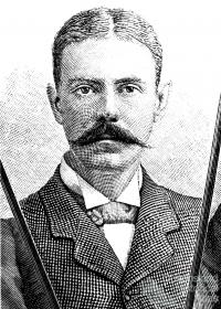 George Fairbairn Jnr, outspoken leader of the graziers, 1891
