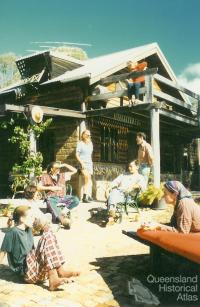 Mandala community members, 1995