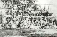 Mizpah commune members, 1894
