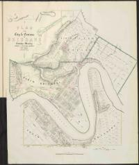 City and environs of Brisbane, 1865