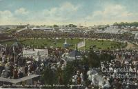 Show ground, National Exhibition, Brisbane, c1911
