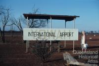 Yowah 'International Airport', 1991