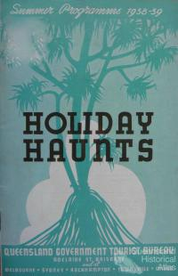 Holiday haunts, 1938-39