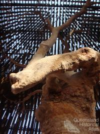 The Tree of Knowledge Memorial, Barcaldine, 2009