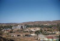 Mount Isa Hospital from lookout, 1960