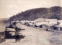 Charlotte Street, Cooktown, 1890