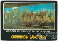 Hugh Sawrey mural