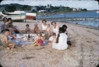 Hyndman family birthday party, Thursday Island, 1958