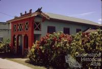Chinese temple, Innisfail, 1970