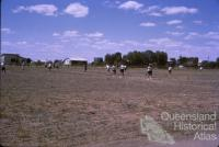 Vigoro game, Blackall, 1965