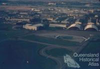 Old Brisbane airport, Eagle Farm, 1972