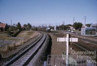 Brisbane suburban train, Chelmer 1972