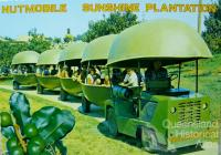Nutmobile ride, Sunshine Plantation