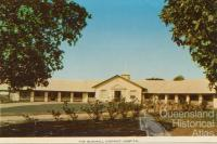 Queensland hospitals, postcards
