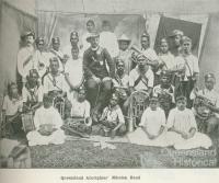 Queensland Aborigines' Mission Band, 1918