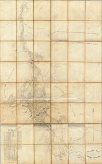 Palmer gold field, Maytown and environs, 1885