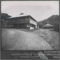 The Australian Institute of Tropical Medicine, Townsville, 1910