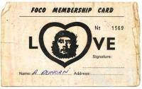 Foco membership card