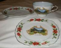 Story Bridge crockery set