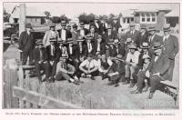Local farmers at tractor school, Millmerran, 1927