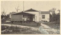 Pise construction, Woodridge, 1937