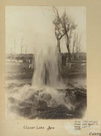 Clover Lake Bore, c1910