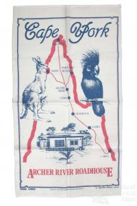 Tea-towel: Cape York