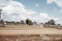 Bowls club, Emerald, 1964