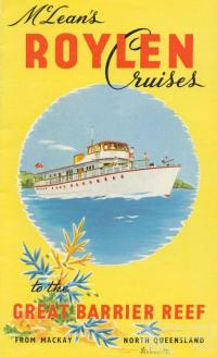 Roylen Cruises, c1955