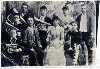 Affoo Family Band, c1894
