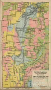 Land classification, Channel Country, 1949