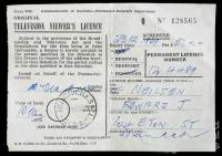 Television viewer's licence
