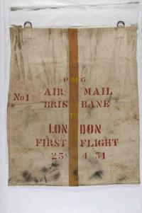 Air mailbag, 1931