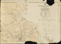 Cyclists' Road Map, Brisbane and Surrounding Districts, 1896