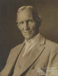Portrait of T.W. Edgeworth David, c1916