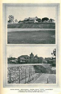 Brisbane school ground improvement scheme, 1931