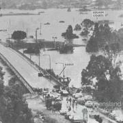 Centenary Bridge, Jindalee, 1974