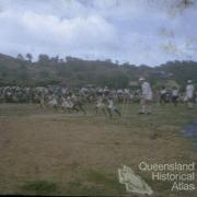 Sports day, Thursday Island, 1966