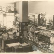Blue Bird Cafe, Bundaberg, 1945