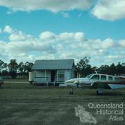 Chinchilla Airport, 1979